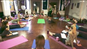 Charlotte Yoga Teacher Training July 2016