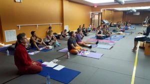 Miami Yin Yoga Certification